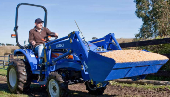 ISEKI TH SERIES COMPACT TRACTOR