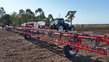 WEEDIT 4000|6000 CROPLANDS SPRAYERS