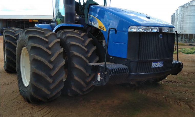 New Holland T9060 | Agwest Machinery